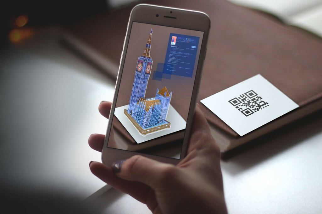 Know How Augmented Reality Changed the Way of Mobile App Development