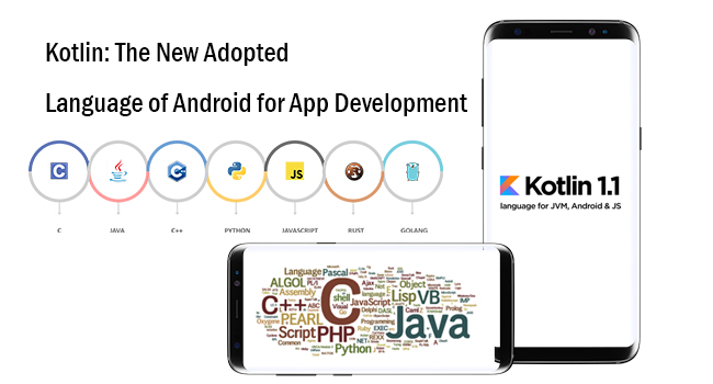 KotlinThe New Adopted Language of Android for App Development